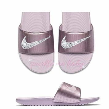 Custom Nike Slides | The Best Bling on Feet