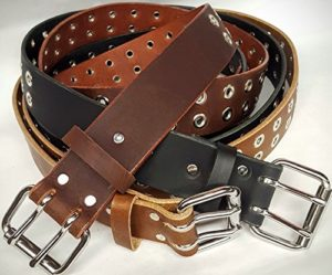 best handmade leather belts