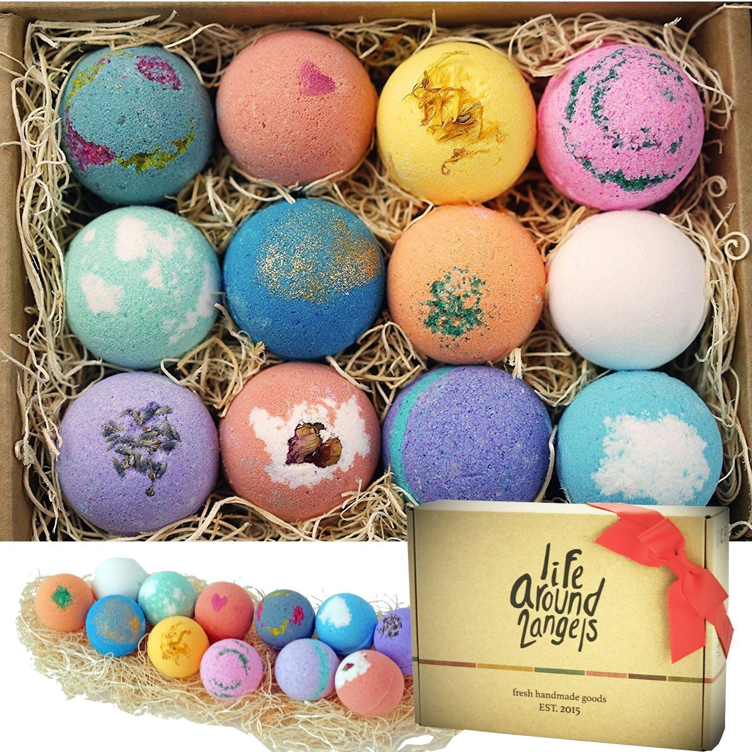 What are the benefits of a bath bomb