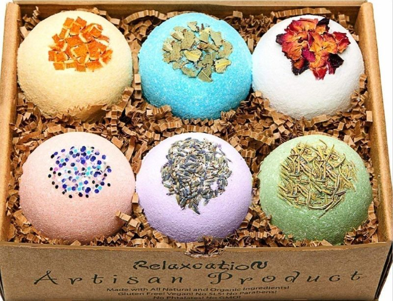 Best Bath Bombs | With the Best Natural Bath Bombs You'll Love to Bath
