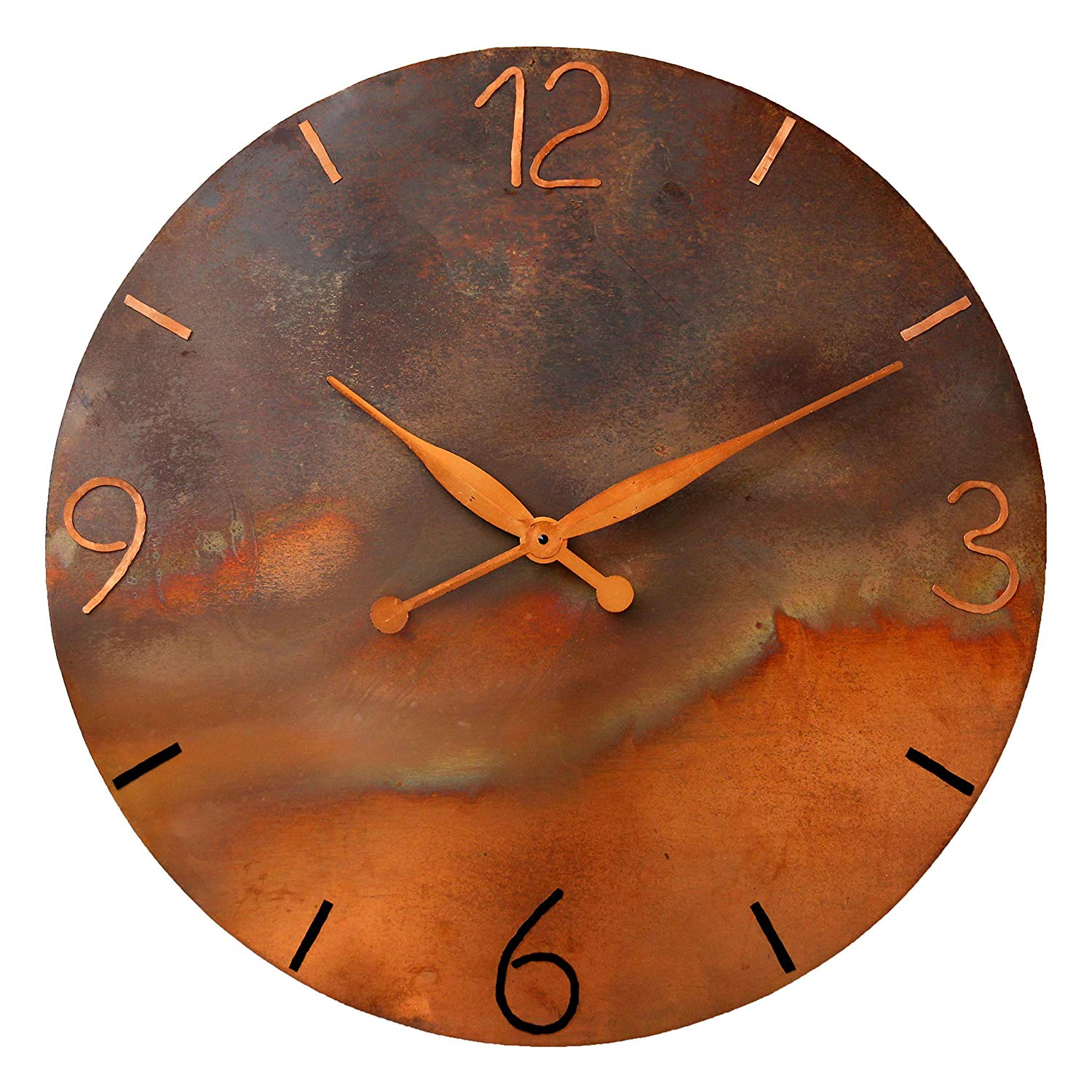 best wall clocks for living room