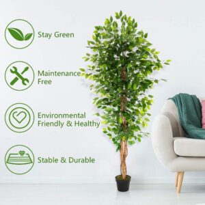 Can Artificial Trees Be Used Outdoors
