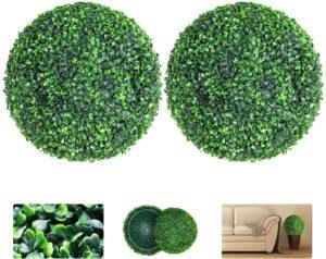 Best Artificial Topiary Balls