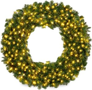 Wreath-Lights