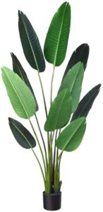 best artificial bird of paradise plant